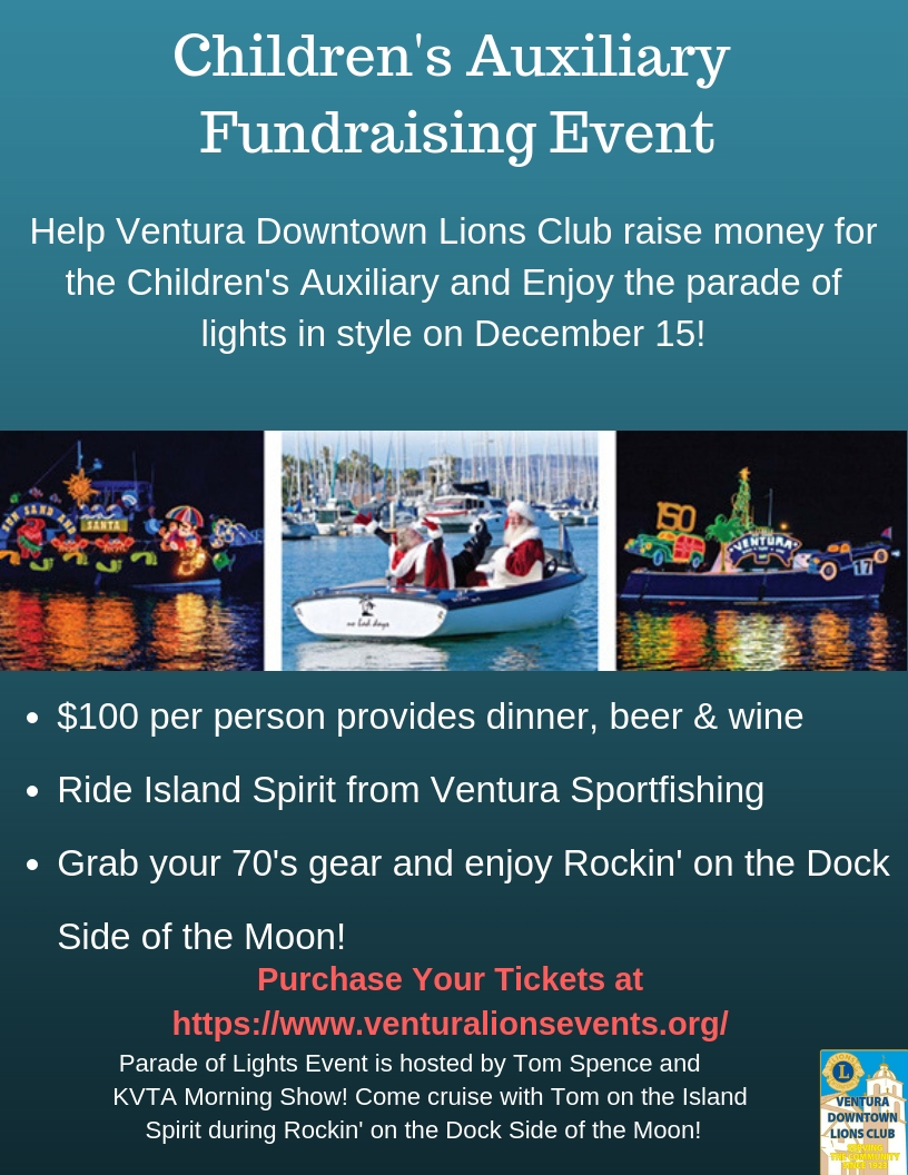 Children's Auxiliary Fundraising Event for Ventura (1)